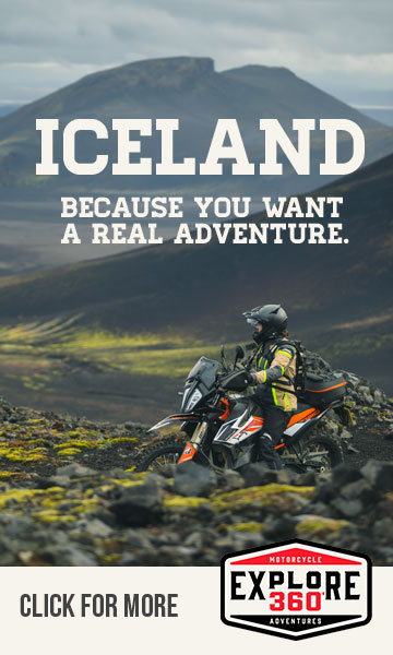 Explore 360 – Iceland One Side