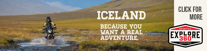 Explore 360 – Iceland One Head