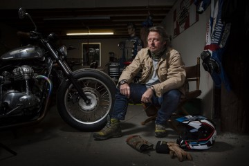 Charley Boorman © Brake Magazine 2015