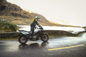 2015 V-Strom 650 XT © Brake Magazine 2014