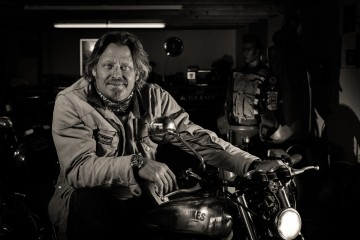 Charley Boorman Ten Years© Brake Magazine 2015