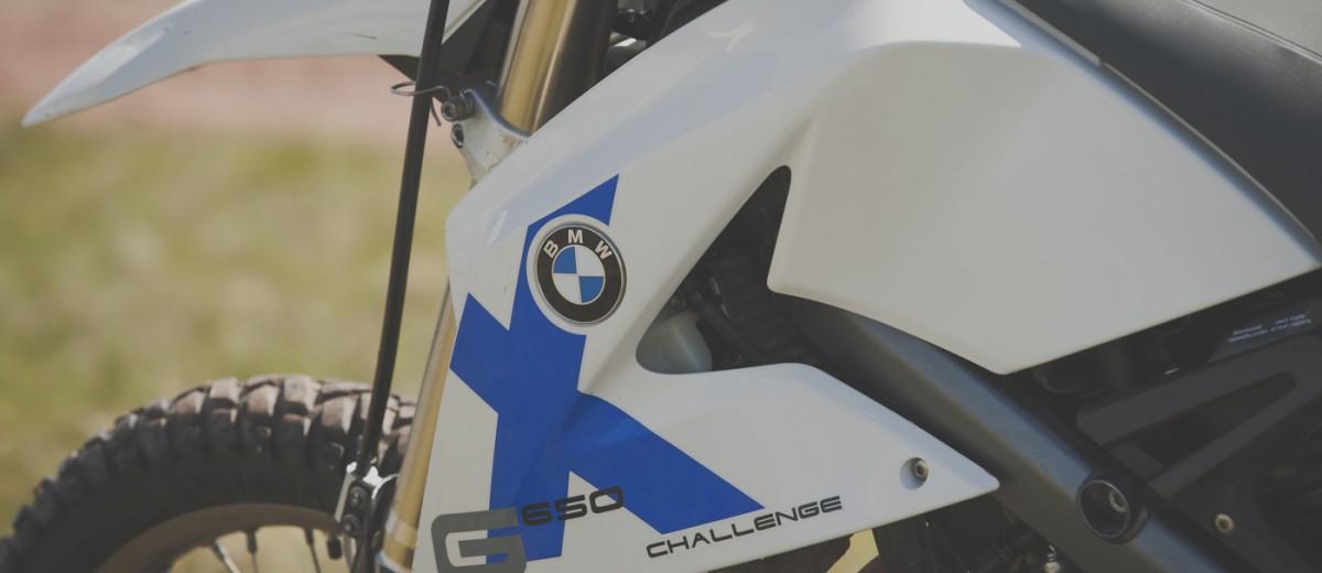 BMW G 650 X-Challenge Test © Brake Magazine 2015