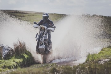BMW G 650 X-Challenge Test © Brake Magazine 2015