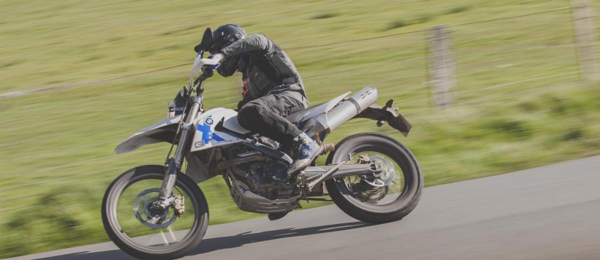 Rated Bmw G 650 X Challenge Brake Magazine