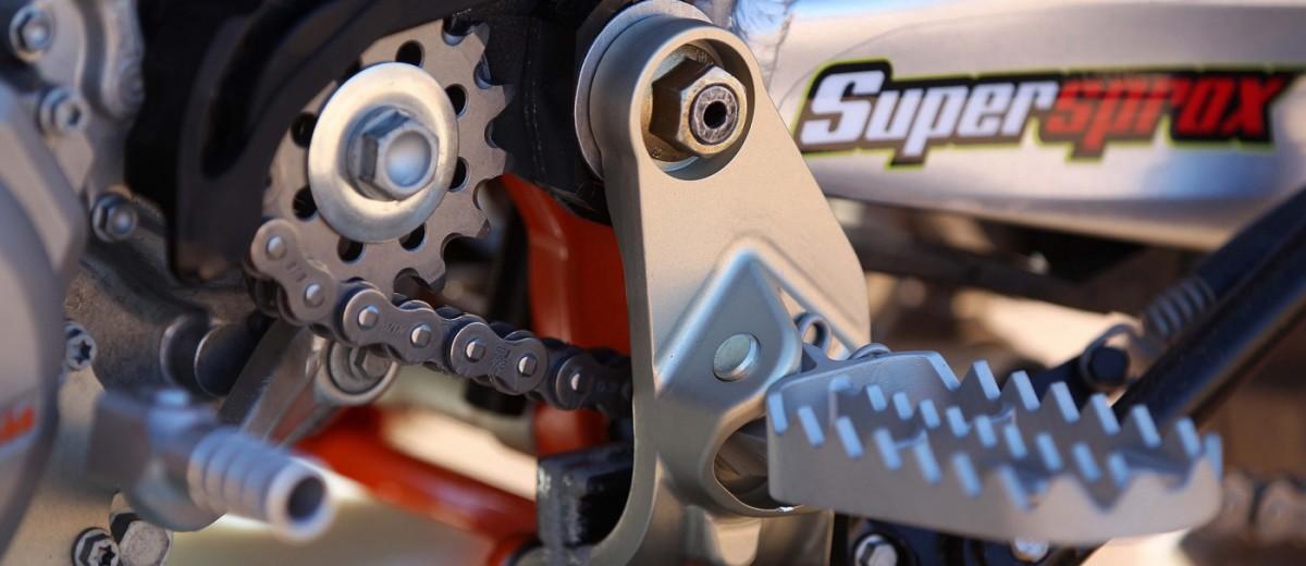 KTM 450 RR Rally © Brake Magazine 2015