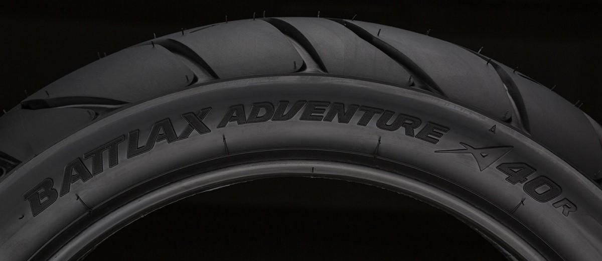 Brigestone Battlax A40 Adventure