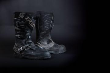 TCX X-Desert Boots © Brake Magazine 2015
