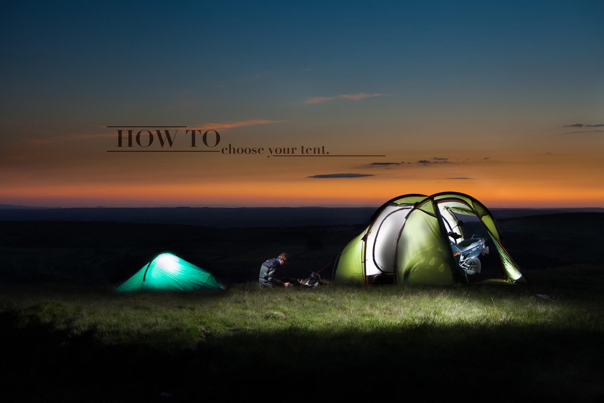 Tents © Brake Magazine 2015