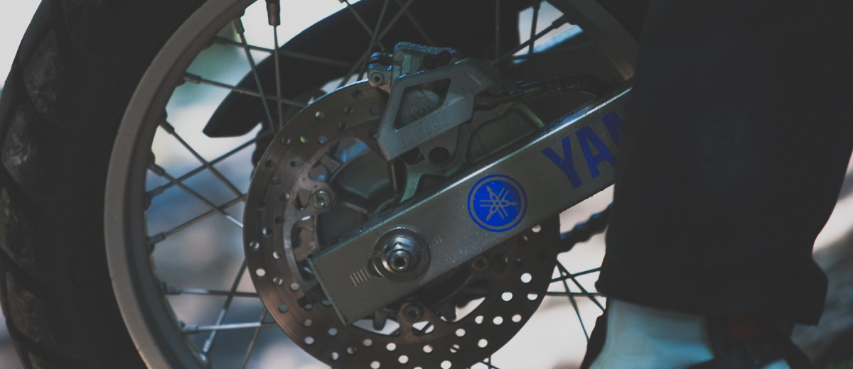 Yamaha XT 660 - Brake Magazine © 2015