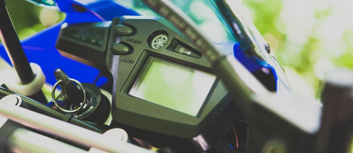 Yamaha XT 660 - Brake Magazine © 2015