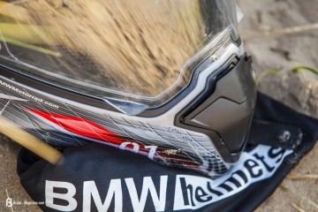 BMW GS Helmet © Brake Magazine 2015