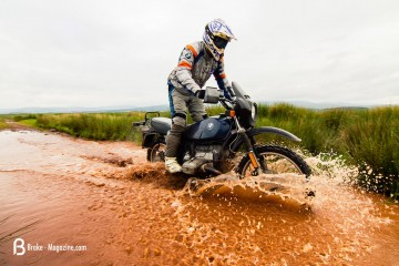BMW R 80 GS © Brake Magazine 2015