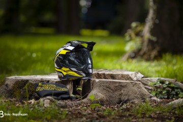 Touratech Aventuro Helmet © Brake Magazine 2015