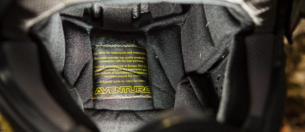 Touratech Aventuro Helmet © Brake Magazine 2015