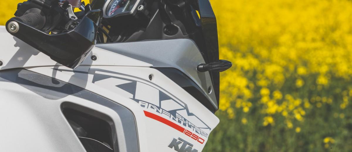 KTM 1290 Super Adventure © Brake Magazine 2015