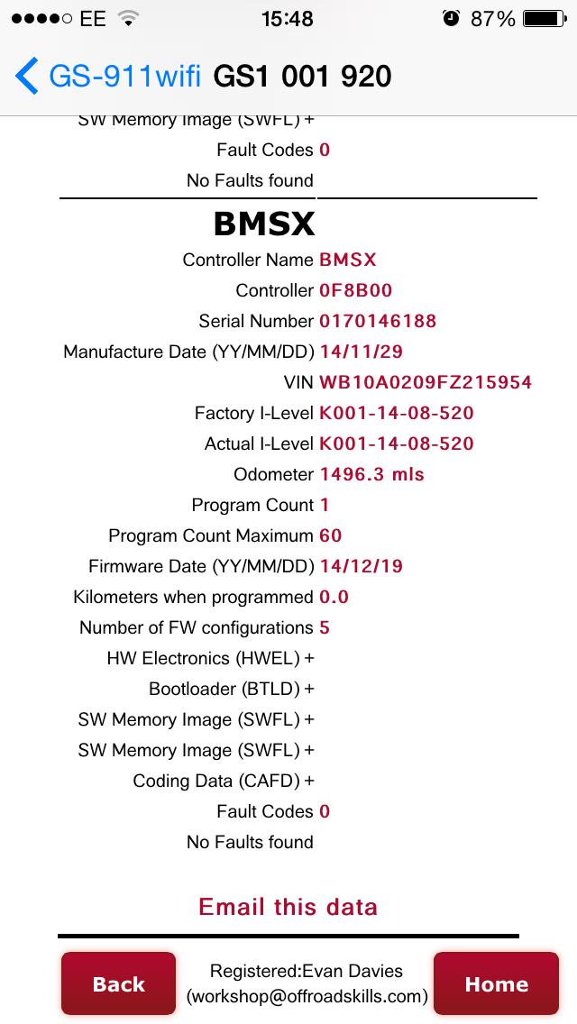 Rated - GS-911 Diagnostics Unit - Brake Magazine