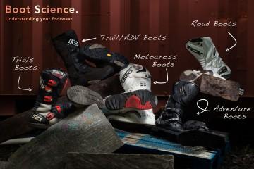 Choose your Boots © Brake Magazine 2015