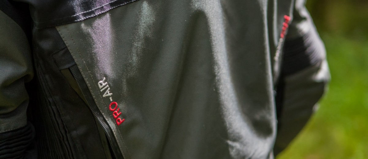 Weise Atlanta Jacket Review © Brake Magazine 2015