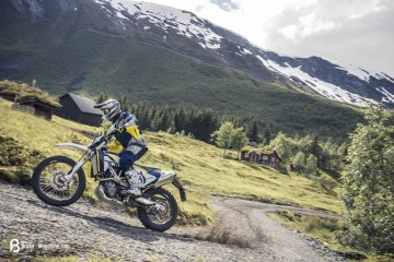 Husqvarna 701 Enduro © brake magazine 2015