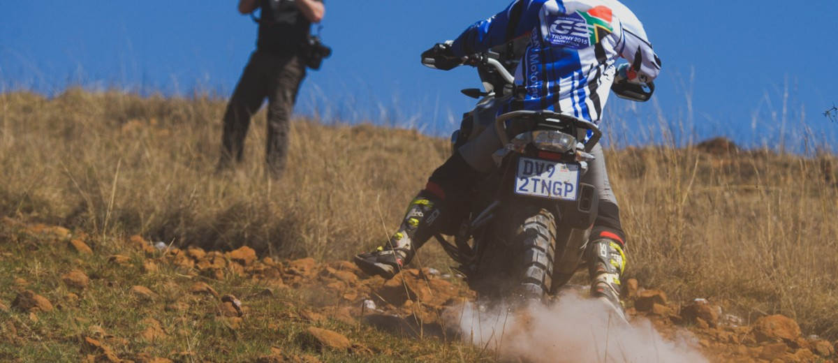 BMW GS Trophy Womens Qualifier 2015 © Brake Magazine 2015