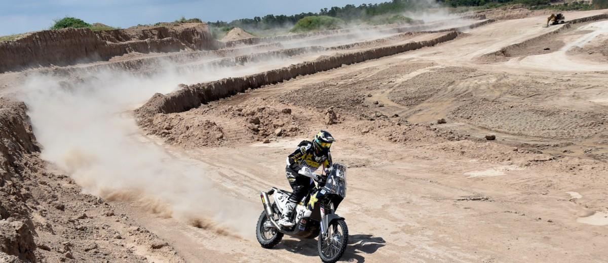 Dakar © brake magazine 2016