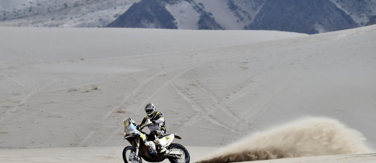 Stage Ten Dakar 2016 on Brake Magazine 2016