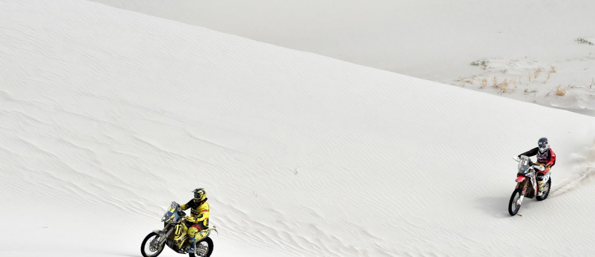 The Ultimate Dakar Gallery © Brake Magazine