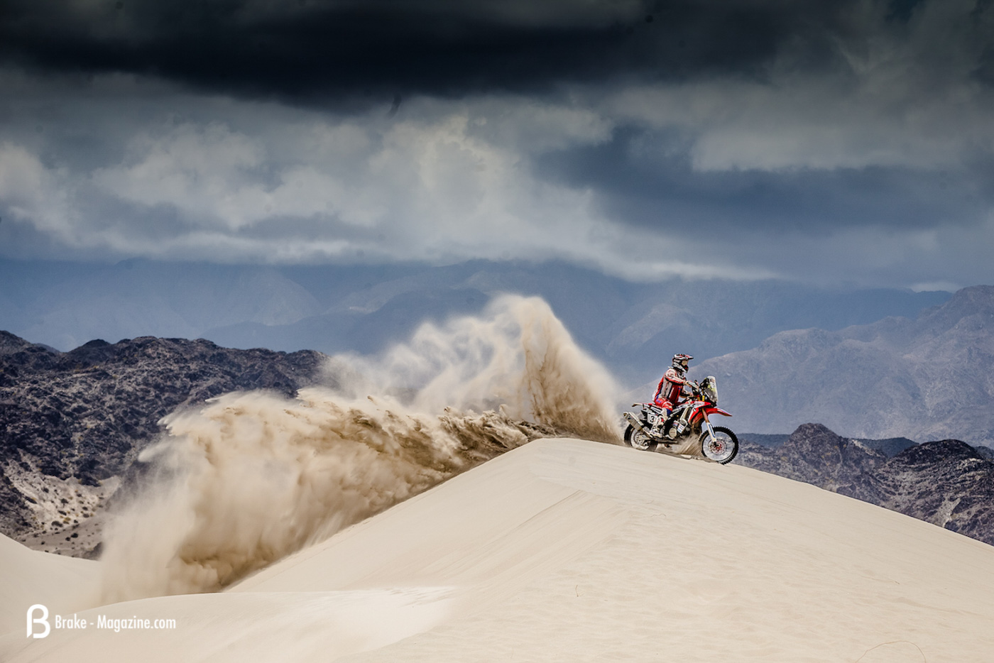 The Ultimate Dakar Gallery © Brake Magazine