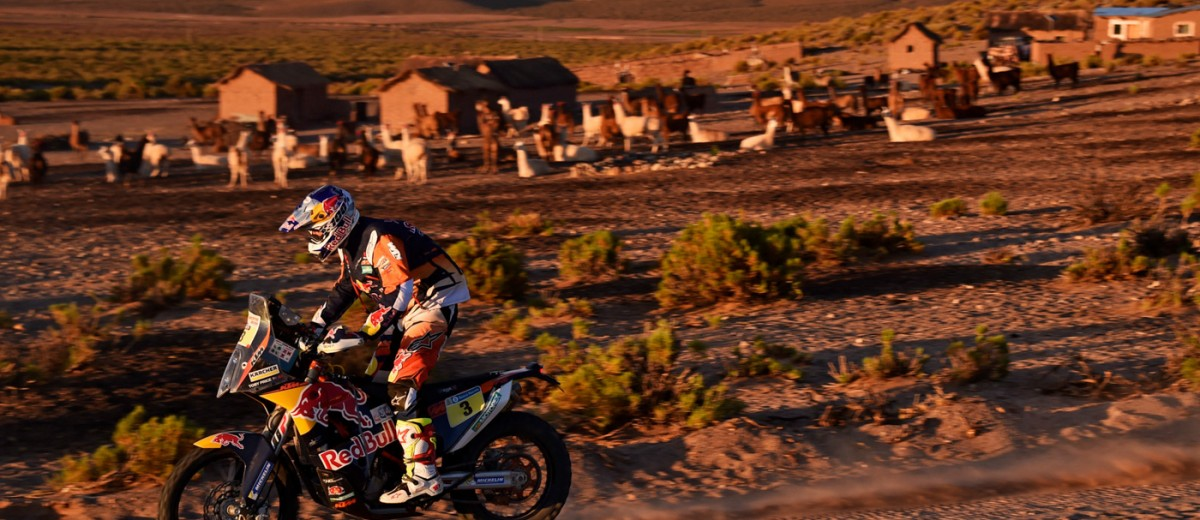 Dakar 2016 on Brake Magazine 2016