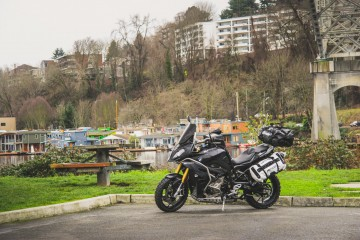 Alt rider S 1000 XR Off Road © Brake Magazine 2016