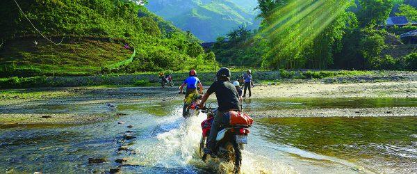 Tour De Nam - Vietnam © Transmoto 2016