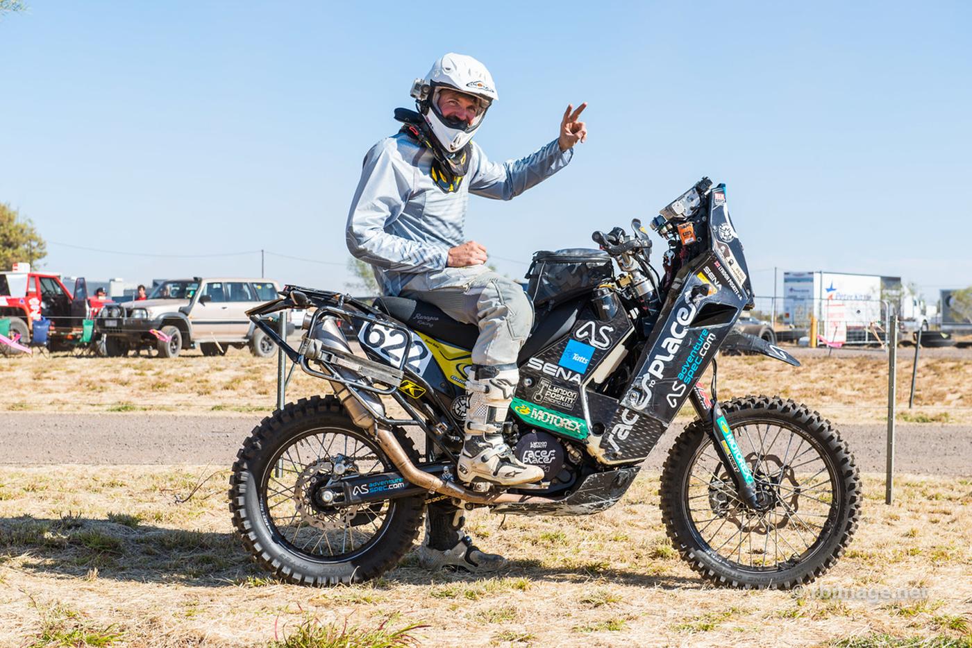 Ktm  Rally Bike For Sale
