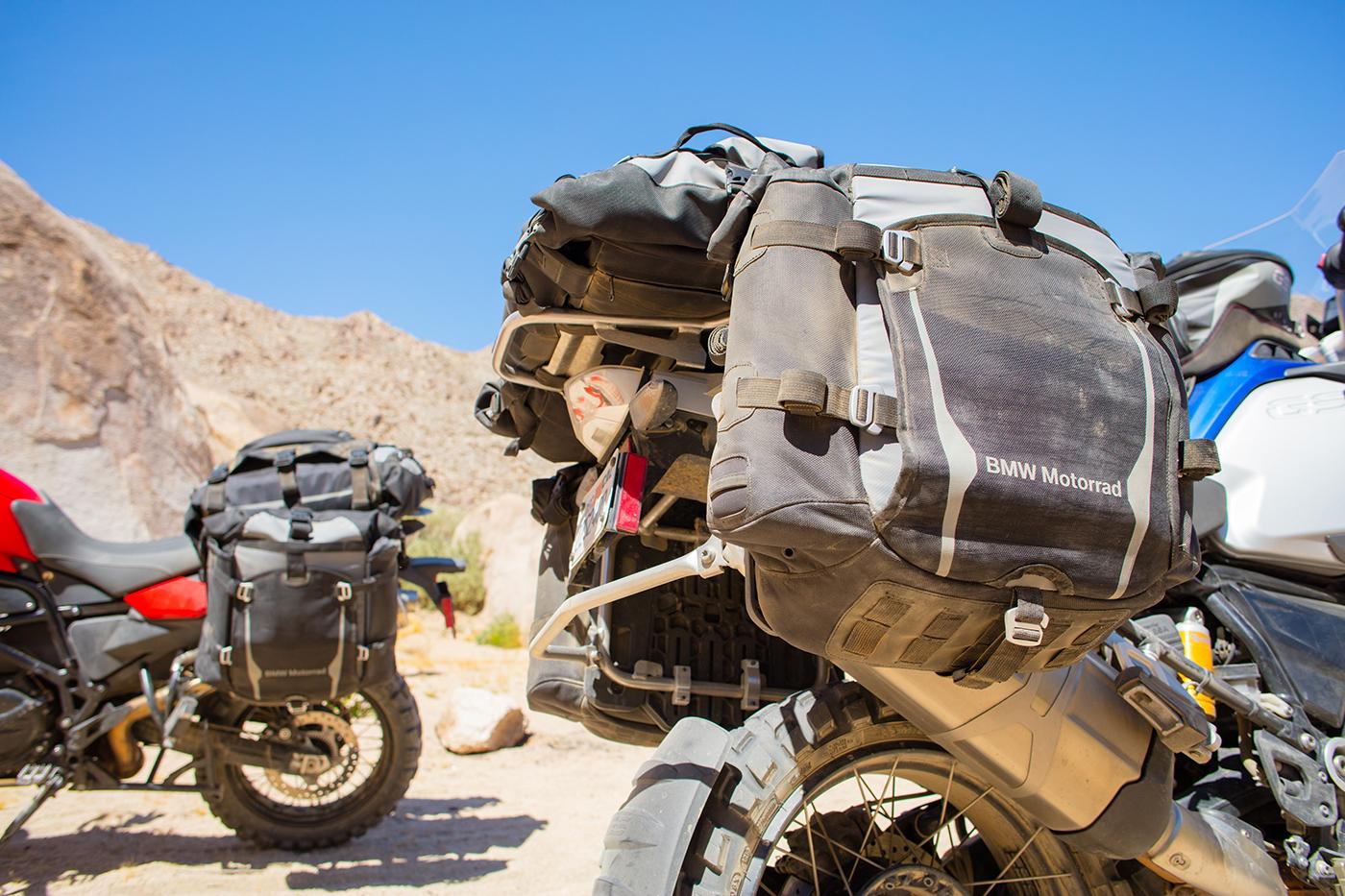 BMW Soft Luggage