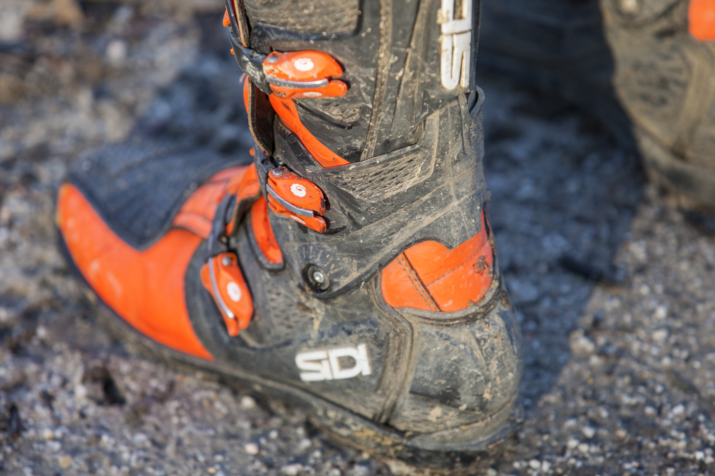 Rated - Sidi X-treme Boots SRS - Brake