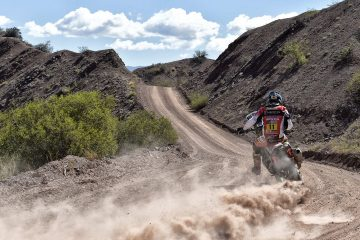Dakar 2017- Day Ten