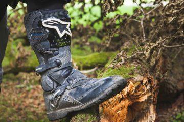 Alpinestars Toucan Boot Review © Brake Magazine