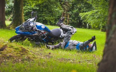How To Pick Up A Motorcycle © Brake Magazine 2017