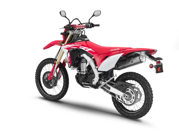 Honda Announce Street Legal Crf 450 L Brake Magazine