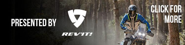 Rev'It T7 Page Advert
