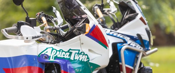 Retro vs Modern - Africa Twin Review